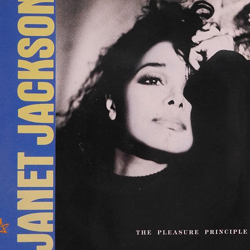 JANET JACKSON / THE PLEASURE PRINCIPLE