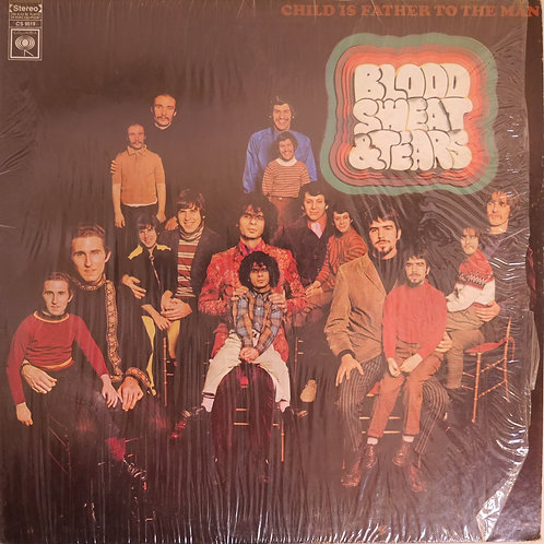 BLOOD,SWEAT & TEARS / CHILD IS FATHER TO THE MAN (2EYE360STEREO)