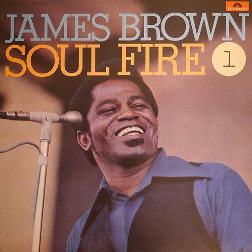JAMES BROWN / SOUL FIRE 1