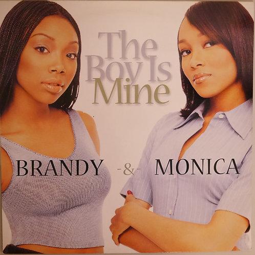 BRANDY & MONICA /THE BOY IS MINE