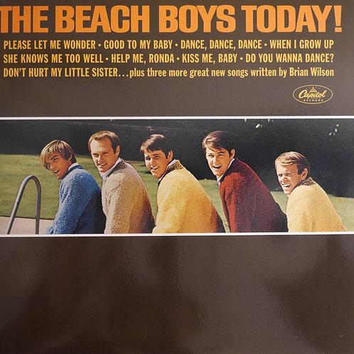 THE BEACH BOYS / The Beach Boys Today!(180gMONO)