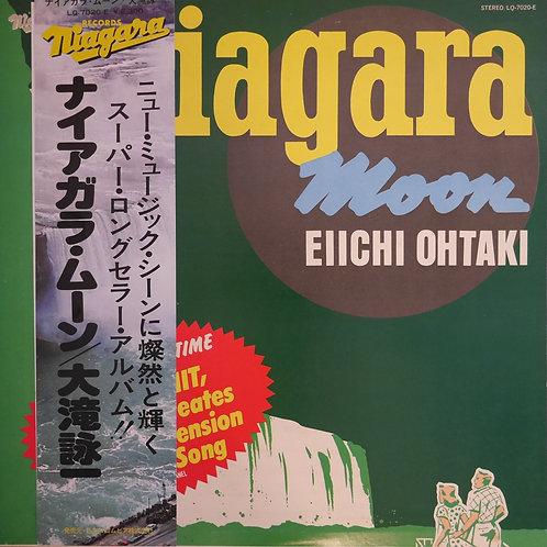 大滝詠一 / NIAGARA MOON   76年日本コロンビア 帯、ライナーつき