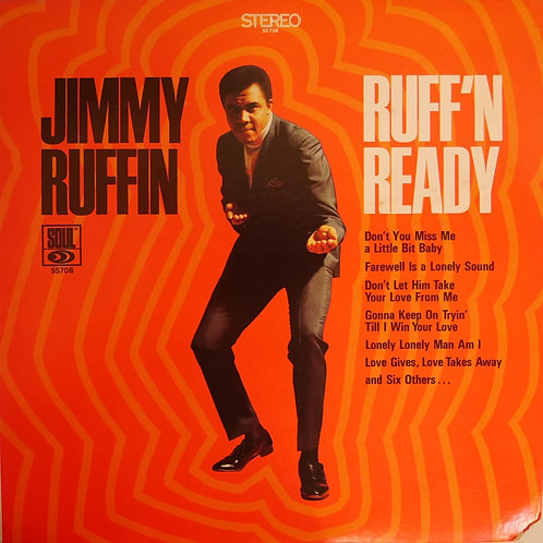 JIMMY RUFFIN / Ruff'n Ready