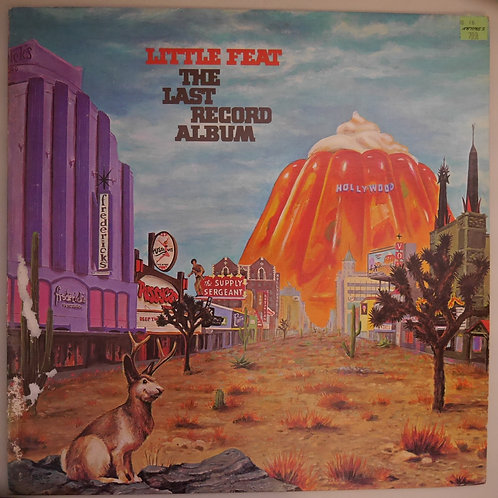 LITTLE FEAT / THE LASAT RECORD ALBUM