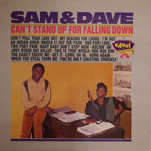 SAM & DAVE  / CAN'T STAND UP FOR FALLING DOWN(UK廃盤)