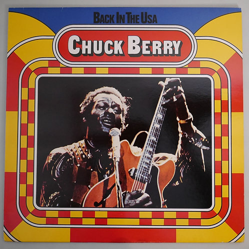 CHUCK BERRY / BACK IN THE USA