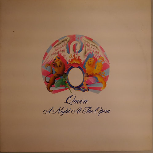 QUEEN / A Night At The Opera オペラ座の夜