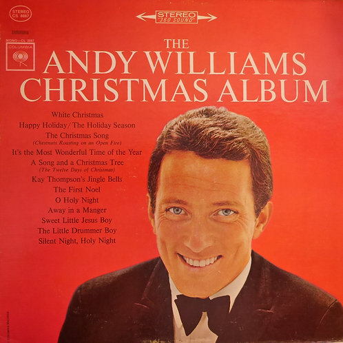 ANDY WILLIAMS  / CHRISTMAS ALBUM