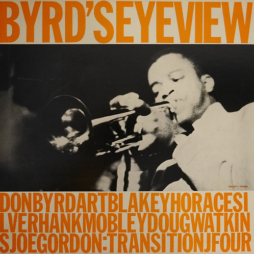 DONALD BYRD / BYRD'SEYEVIEW