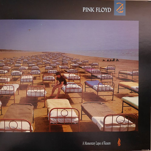 PINK FLOYD / A Momentary Lapse Of Reason  USオリジナル 美品