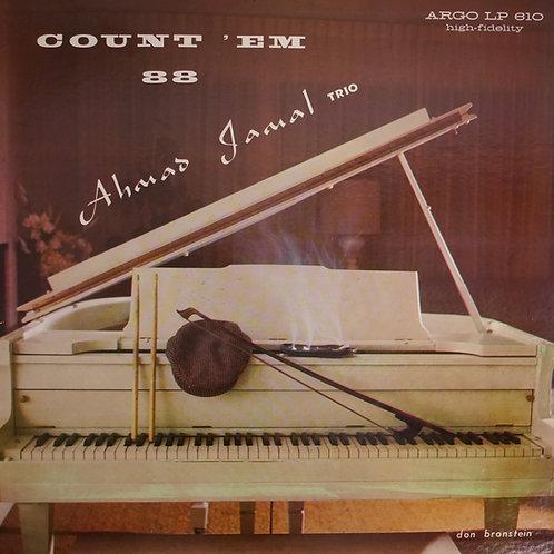 AHMAD JAMAL / Count 'em 88