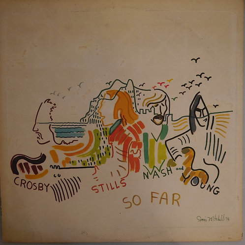 CROSBY STILLS ASH AND YOUNG / SO FAR