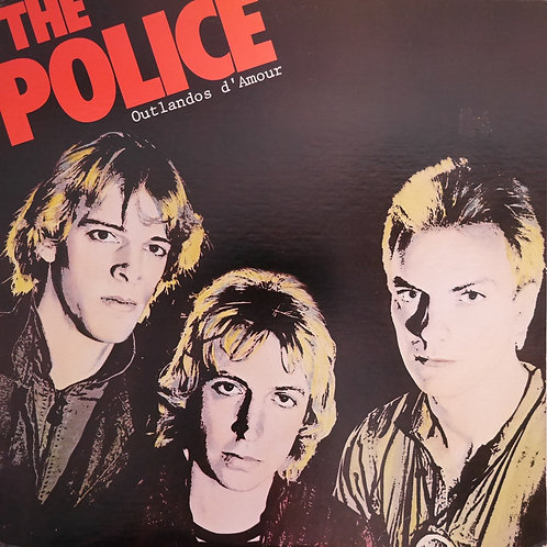 THE POLICE / OUTLANDOS D'AMOUR