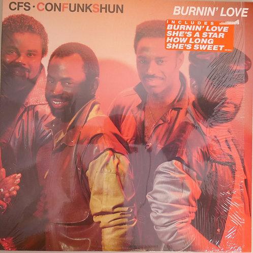 Con Funk Shun / BURNIN' LOVE