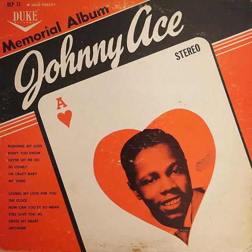 JOHNNY ACE / Memorial Album For