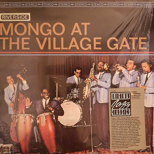 MONGO SANTAMARIA / MONGO AT VILLAGE GATE