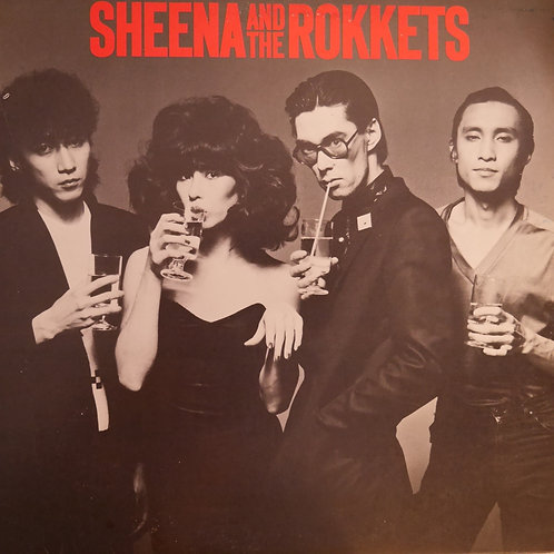 SHEENA AND THE ROKKETS  (米国盤・英語Ver. you may dream)