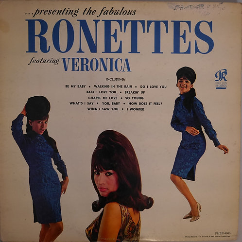 The Ronettes ‎/ Presenting The Fabulous Ronettes Featuring Veronica