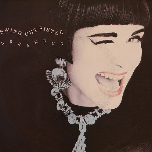 SWING OUT SISTER / BREAKOUT     不滅のヒット名曲 US7'