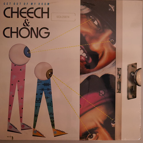 CHEECH&CHONG /Get Out Of My Room