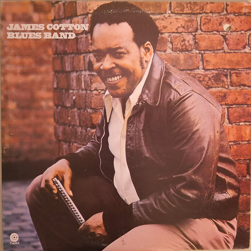 JAMES COTTON BAND / TAKING CARE OF BUSINESS