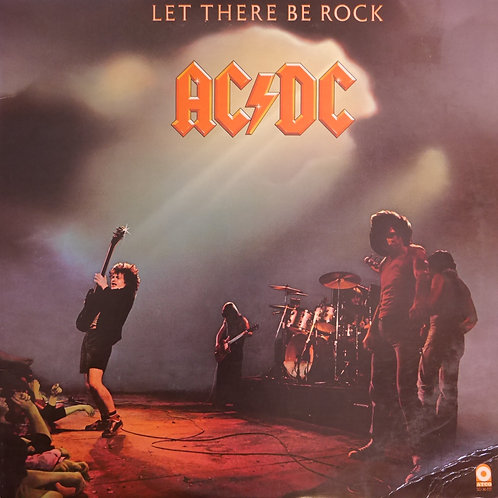 AC/DC / Let There Be Rock
