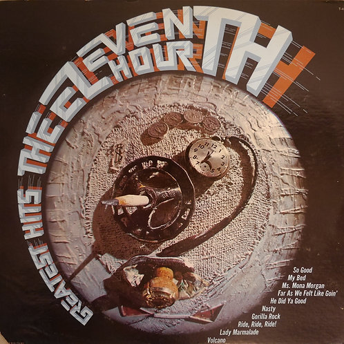 ELEVENTH HOUR / THE ELEVENTH HOUR'S GREATEST HITS