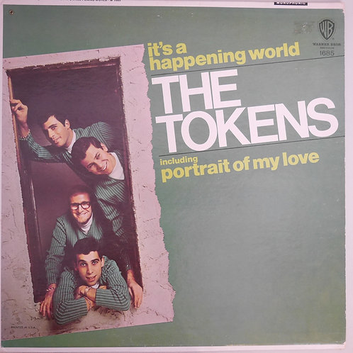TOKENS / IT'S A HAPPENING WORLD (MONO)