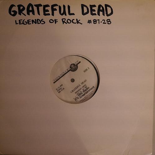 GRATEFUL DEAD / LEGENDS OF ROCK 1987