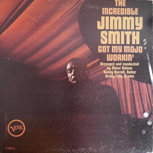 JIMMY SMITH / Got My Mojo Workin'