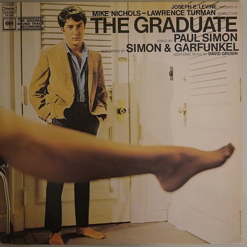SIMON & GARFUNKEL / The Graduate /卒業OST(2EYE グレー360SOUND)