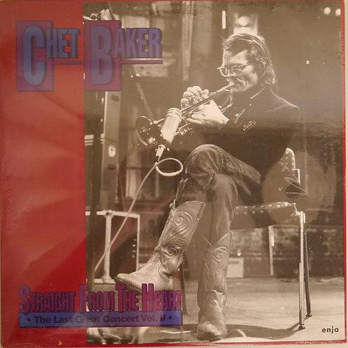 Chet Baker / Straight From The Heart