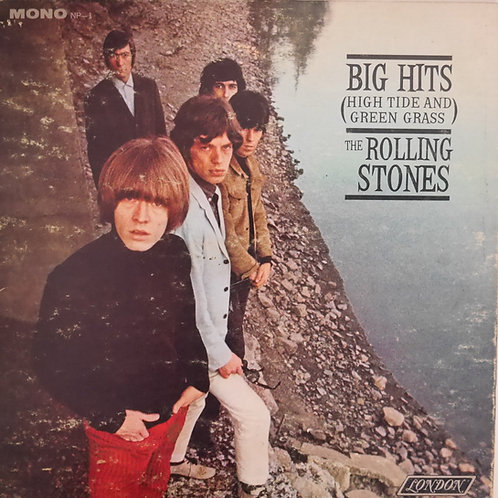 THE ROLLING STONES /BIG HITS (HIGH TIDE ANS GREEN GRASS)