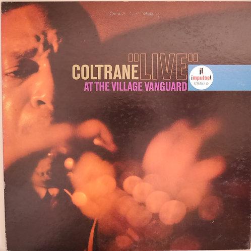 JOHN COLTRANE / LIVE AT THE VILLAGE VANGUARD