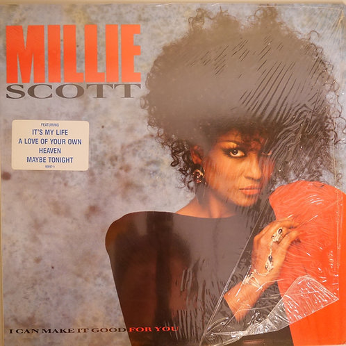MILLIE SCOTT / I CAN MAKE IT GOOD FOR YOU