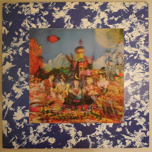THE ROLLING STONES / Their Satanic Majesties Request (BELL SOUND刻印)
