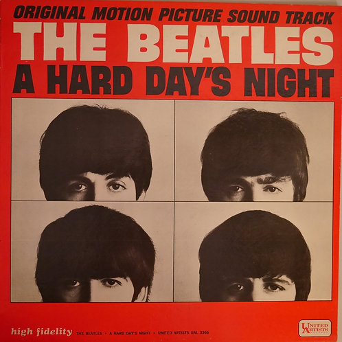 THE BEATLES /A HARD DAY'S NIGHT /OST/UAL