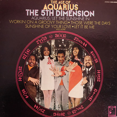 5TH DIMENSION / The Age Of Aquarius