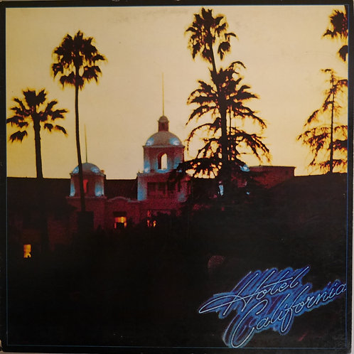 EAGLES / Hotel California(7E-1084初期プレス)