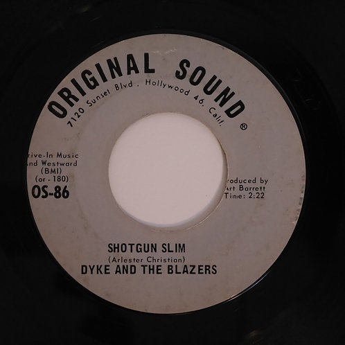 DYKE & THE BLAZERS /WE GOT MORE SOUL / SHOTGUN SLIM