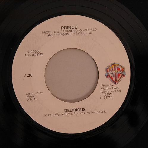 PRINCE / Delirious/HORNY ROAD