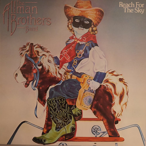 THE ALLMAN BROTHERS BAND / Reach For The Sky USオリジナル
