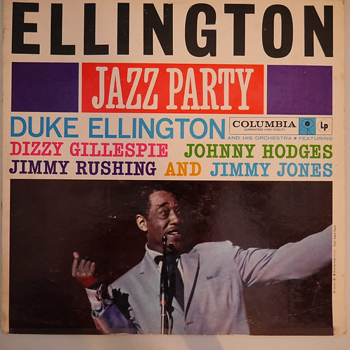 DUKE ELLINGTON  / JAZZ PARTY