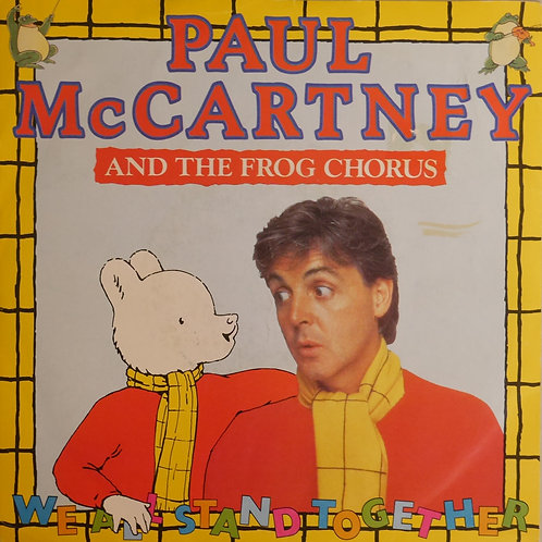 PAUL McCARTNEY / We All Stand Together