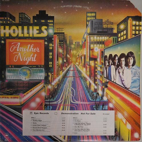 HOLLIES /  Another Night(USプロモ盤)