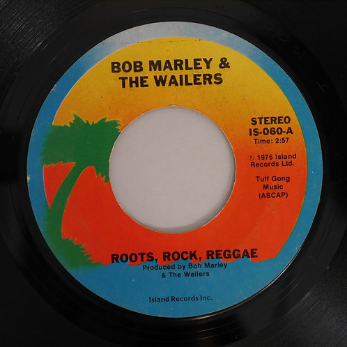 BOB MARLEY & THE WAILERS / ROOTS, ROCK, REGGAE / CRY TO ME