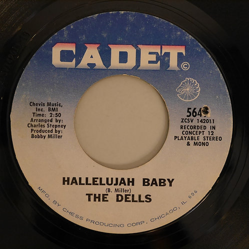 THE DELLS / Medley: Can Sing A Rainbow/Love Is Blue