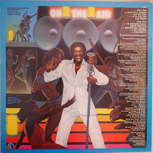 EDWIN STARR / H.A.P.P.Y. RADIO