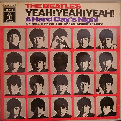 THE BEATLES / YEAH! YEAH! YEAH! ドイツ盤 A HARD DAY'S NIGHT
