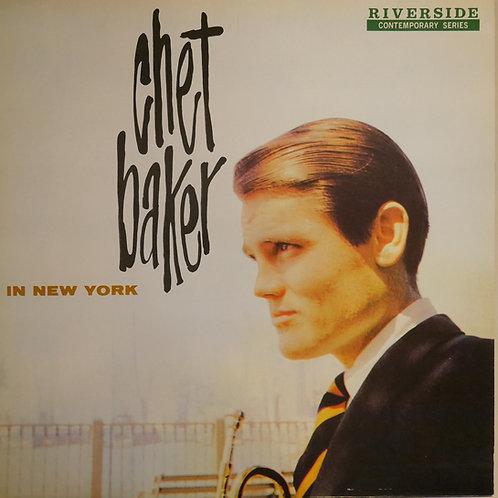 CHET BAKER / Chet Baker In New York